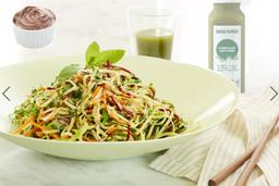 Combo 2: Salada e Suco - 270ml com Sobremesa