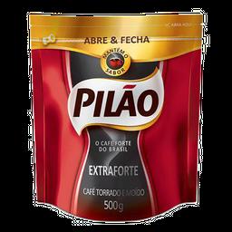 Pilão Café Ex Forte Torrado E Moído Doy Bag