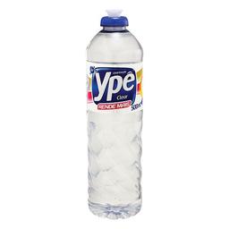 Ypê Detergente Para Louças Líquido Clear Care
