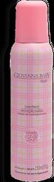 Desodorante Giovanna Baby Aerosol Rosa Feminino 150 mL