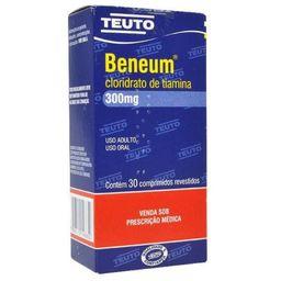 Beneum 300Mg Teuto 30 Comprimidos