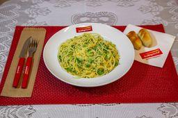 Espaguete Ao Brócolis