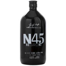 Aperitivo Negroni Ricetta 45 1,080 mL