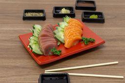 16 Sushis ou Sashimis