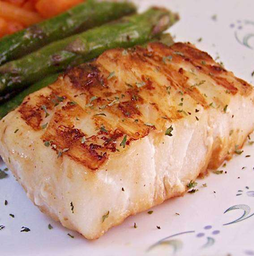 Filet de Peixe Grelhado