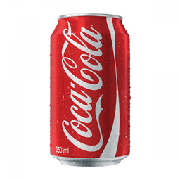 Refrigerante lata 350 ml.