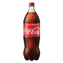 Coca cola 2 litros.