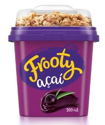 Açaí Frooty Natural 200 g