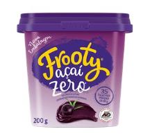 Açaí Frooty Polpa Zero Açúcar 200 mL