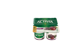 Activia Bandeja Ameixa Natural Danone 400 g