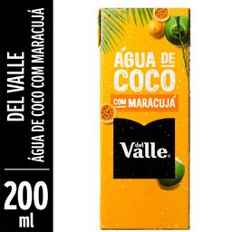 Água De Coco Com Maracujá Del Valle 200 mL