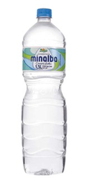 Água Mineral Minalba Natural Pet 1,5 L