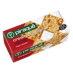 Biscoito Cream Crackers Piraquê 200 g