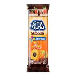 Bolinho Ana Maria Cenoura Com Chocolate 40 g