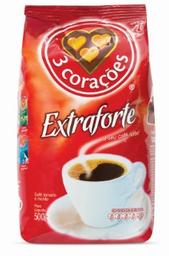 Café 3 Corações Extra Forte 500 g