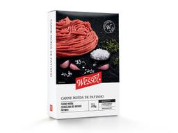 Carne MoíDa Bovina Orgânica Wessel 400 g