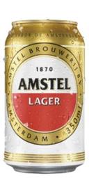 Cerveja Amstel Lager 350 mL