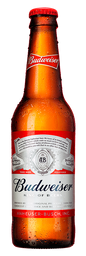 Cerveja Pilser Budweiser Long Neck 343 mL