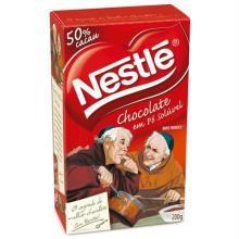 Chocolate Nestlé Solúvel Pó 200 g