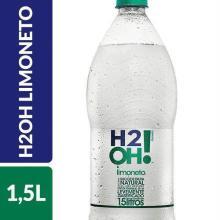 Refrigerante De Baixa Caloria H2Oh! Limoneto Pet 1,5 L
