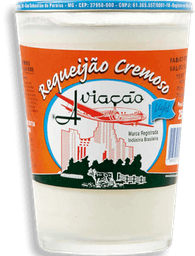 Requeijão Aviação Cremoso Light 250 g