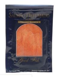 Salmão Good Fish Defumado Fatiado