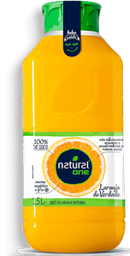 Suco De Laranja Integral Natural One 15 L