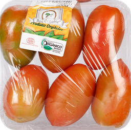 Tomate Orgânico Go Green 500 g