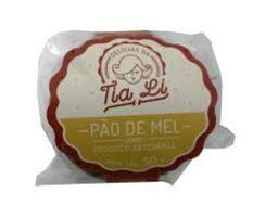 Pão De Mel Tia Li 50 g