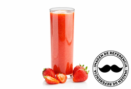 Suco Natural De Morango - 500ml