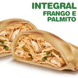 Kalzone Frango Com Palmito