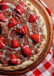 Pizza De Chocolate Preto I
