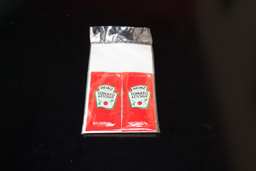 Kit - Ketchup e Guardanapo