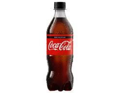 Coca-Cola  Sem Açúcar- 600ml