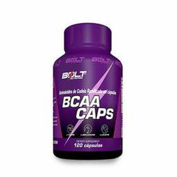 Bcaa Bolt Nutrition 120 Cápsulas