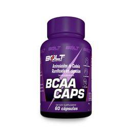 Bcaa Bolt Nutrition 60 Cápsulas