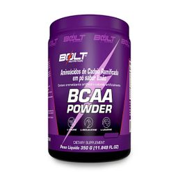 Bcaa Powder Limão Bolt Nutrition 350 g