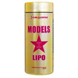 Models Lipo Cellgenix 30 Cápsulas