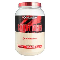 Whey Protein Smart Triple Baunilha Cellgenix 907 g