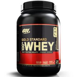 Whey Protein Gold Standard 100% Chocolate Nutrition 907 g