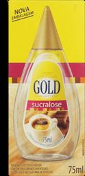 Adoçante Dietético Líquido Gold Sucralose 75 mL