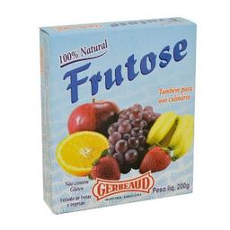 Adoçante Frutose Em Pó Gerbeaud 200 g