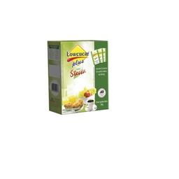 Adoçante Pó Lowcucar Stevia Plus