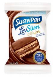 Alfajor Suavipan Sabor Chocolate Ao Leite 25 g