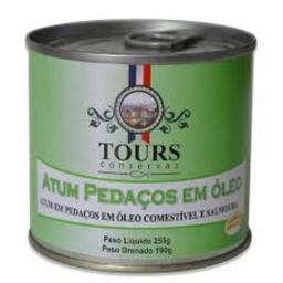 Atum Pedaços Em Óleo Comest Tours 180 g