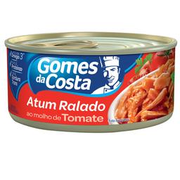 Atum Ralado Ao Molho De Tomate Gomes Da Costa