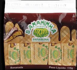 Bananinha Paraibuna C Chocolate