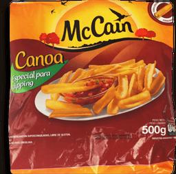 Batata Congelada Mccain Canoa Pacote 500 g