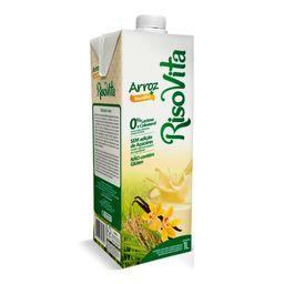 Bebida Arroz Risovita Baunilha 1 L