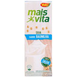 Bebida De Soja Sabor Baunilha Mais Vita Yoki 1 L